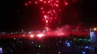 Nuclear Dream - Burning Man 2014