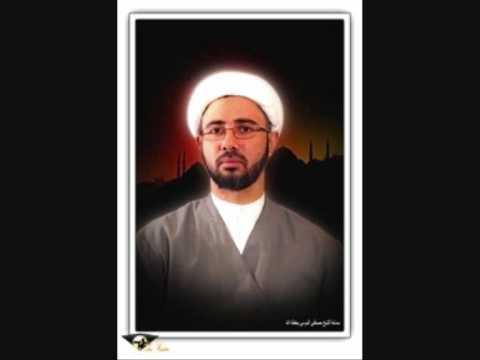 الشيخ مصطفى النعي والأبيات الأخيرة 1 لـيلة 13