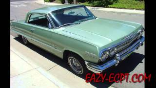 Exclusive! Rare! Eazy-E's 1963 Impala Resurfaced! #eazye