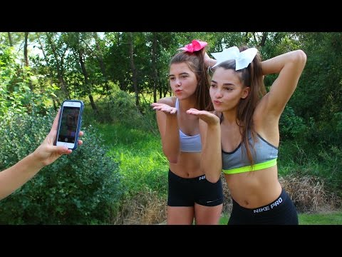 watch CHEERLEADERS ON SOCIAL MEDIA   TheCheernastics2