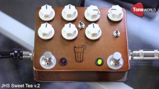 JHS Sweet Tea V.2 Demo - Tom Quayle for Tone World, Manchester