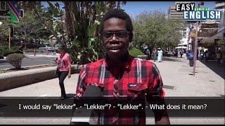 Easy English 30 - Namibian Languages