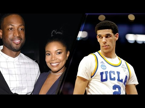 Dwyane Wade s Wife Gabrielle Union Comments on Lonzo Ball s D K