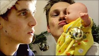 BAD CHRISTMAS MOVIE BY CASPAR LEE