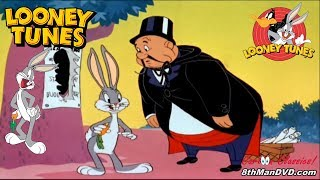LOONEY TUNES (Looney Toons): Case of the Missing Hare (Bugs Bunny) (1942) (Remastered) (HD 1080p)