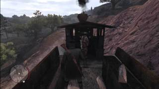 Red dead redemption How I Rob Trains