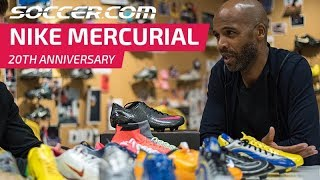 Nike Mercurial: 20 Years of Innovation and Speed