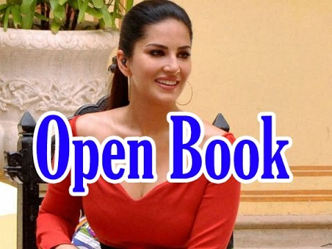 My Life Is An Open Book .....  Sunny Leone - entertamil.com