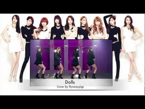 돌스 Dolls - Nine Muses [COVER]
