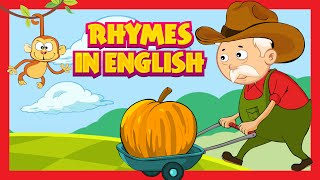 RHYMES IN ENGLISH | Dinosaur finger family - We are Going to the zoo and More for Kids