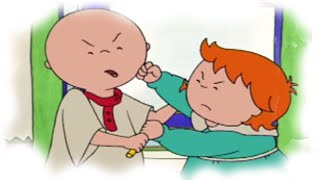 LIVE Funny Animated cartoons for Kids | Rosie hits Caillou | Cartoon Movie | CARTOON FOR CHILDREN
