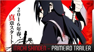 Naruto Shippuden The True Legend of Itachi Volume - Itachi Shinden Trailer