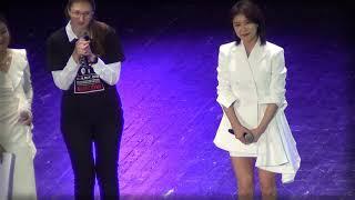 Ha Ji Won interview for KBEE 2018 Global