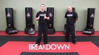 Total Krav Maga - Front Choke Defense (Common Sense Option)