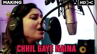 Making Of Chhil Gaye Naina | NH10 | Kanika Kapoor