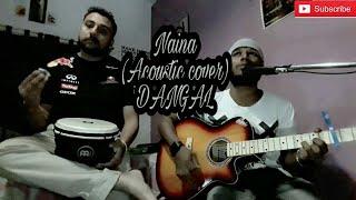 Naina (Cover by Adil Khan feat. Rupdeep)
