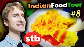 STUNNING Indian STREET FOOD TOUR #8 in Kolkata, India // List of Top 10 BEST Street Foods & Curry