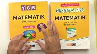YGS Matematik Kitap Tavsiyesi - Şenol Hoca