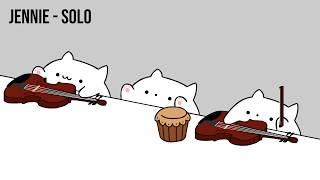 "Bongo Cat - JENNIE ""SOLO"" (K-POP)"