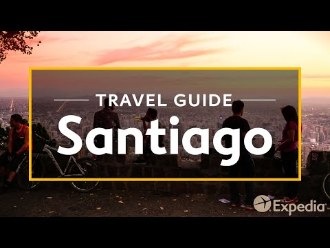 Santiago Vacation Travel Guide Expedia