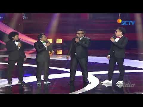 KOKOM band feat Abdel at IBOMA ( Indonesia Box Office Movie Award ) SCTV 2018