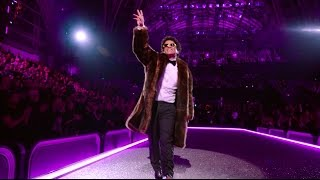 bruno mars  chunky victorias secret 2016 fashion show performance