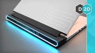 Alienware M15 R2 - Let's see dem upgrades