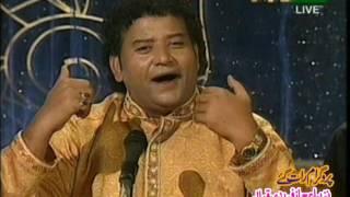 Nazir Ejaz Fareedi Qawwal  .lagiyan ne mojan raat gaye ptv program