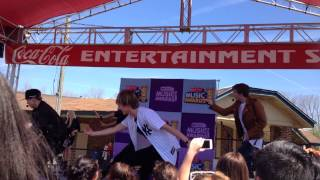 The Fooo Conspiracy All Over the World Live