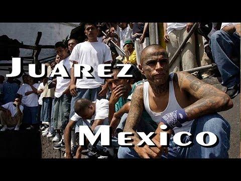 Juarez Mexico territorio de pandillas y Carteles