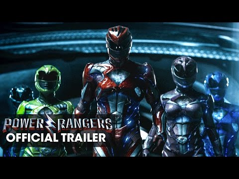 Power Rangers 2017 Movie Official Trailer – It's Morphin Time