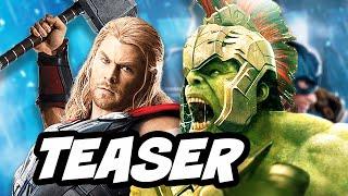 Thor Ragnarok Hela Behind The Scenes Teaser Breakdown