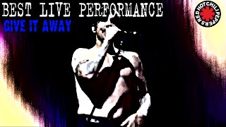 Red Hot Chili Peppers - Give It Away, Live at Rio de Janeiro (Best Performance)