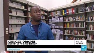Meet Nigeria's latest literary star Chigozie Obioma