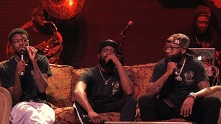 The House Of Blues Roast Session w/ DC Young Fly, Karlous Miller & Chico Bean in New Orleans Pt. 2