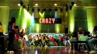 Britney Spears - Crazy (Album Version) Music Video