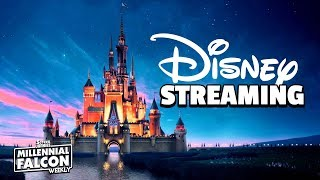 The Best Disney Streaming Service Show Ideas - Millennial Falcon w/ Maude Garrett