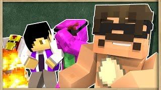 Minecraft TEACHER! GYM CLASS HEROES! (Minecraft Roleplay)