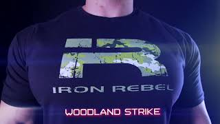 Woodland Camo & Urban Strike Shirts | Iron Rebel