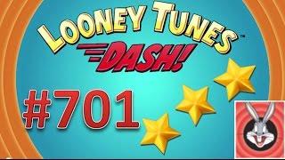 Looney Tunes Dash! level 701 - 3 stars - looney card