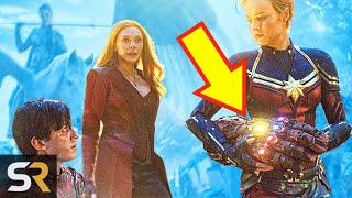 25 Things You Missed In Avengers: Endgame