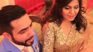 sparshika and Nishant