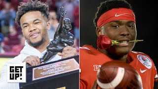 Who is the better player: Kyler Murray or Dwayne Haskins?   Get Up!