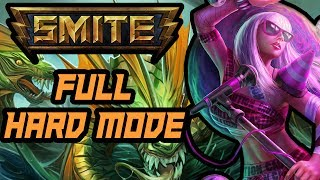 Trials of King Hercules (My First Full Hard Mode Clear)   Smite PVE Adventure