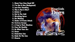 English Dogs - All The World's A Rage (1995) [Full album]
