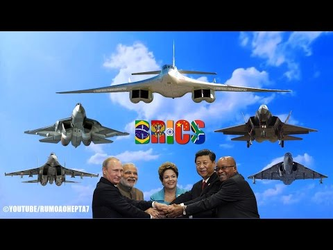 BRICS Military Capabilities - Capacidades Militares