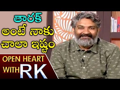 Xxx Mp4 Director SS Rajamouli About Anushka And Jr NTR Open Heart With RK ABN Telugu 3gp Sex