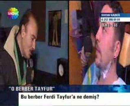 berber ferdi tayfur