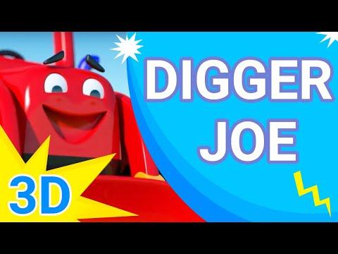 Xxx Mp4 Digger Joe The Balloon 3D Cartoon Animation Show For Kids Children 2015 3gp Sex