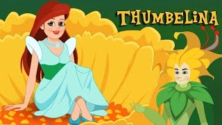 Thumbelina Full Movie | Princess Fairy Tales  | Bedtime Stories